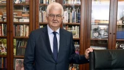 Holzmann (EKT): Τα αρνητικά επιτόκια στέλνουν λάθος σήμα - Η πολιτική αυτή να εγκαταλειφθεί άμεσα