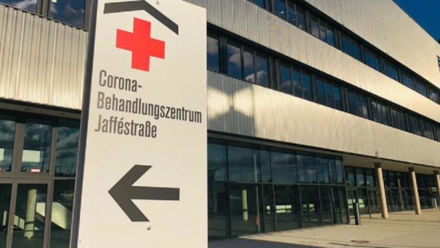 Γερμανία: Σε καραντίνα νοσοκομείο του Βερολίνου λόγω 20 κρουσμάτων μεταλλαγμένου κορωνοϊού