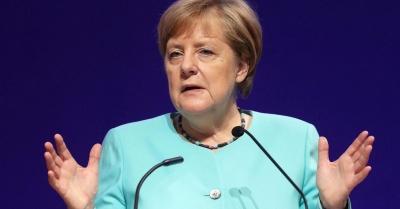 Merkel για Brexit: Η Ιρλανδία το βασικότερο πρόβλημα - Δυνατή μια μικρή καθυστέρηση