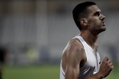 Φετινό ρεκόρ για τον Ανδρέα Δημητράκη στα 1.500 μ!