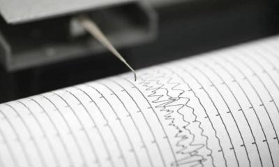 Σεισμός 3,4 Ρίχτερ στην θαλάσσια περιοχή μεταξύ Πελοποννήσου και Κυθήρων