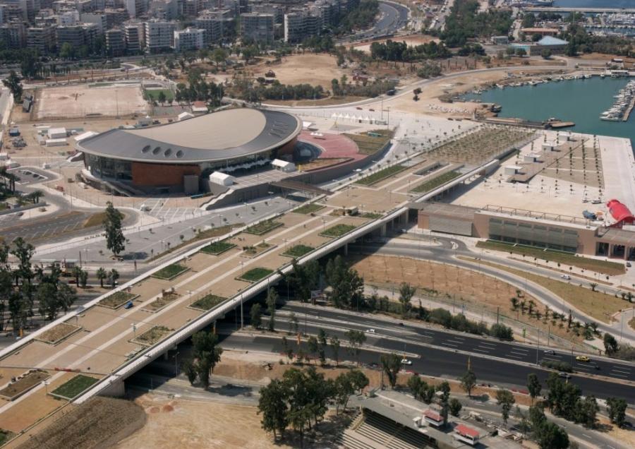 Σοβαρό επενδυτικό ενδιαφέρον για το Ολυμπιακό Κέντρο Φαλήρου