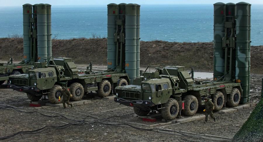 ΗΠΑ: Επιβολή άμεσων κυρώσεων στην Τουρκία για την απόκτηση του ρωσικού αντιαεροπορικού συστήματος S – 400