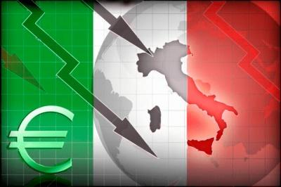 Η Ιταλία δεν θα πέσει - Η ΕΚΤ κατέχει ιταλικό χρέος 380 δισ. και οι διεθνείς τράπεζες 790 δισ ευρώ