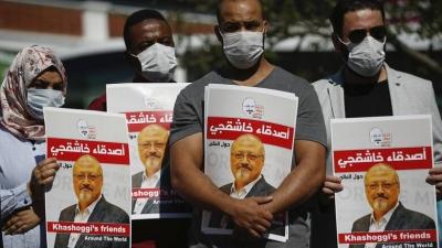 Αρραβωνιαστικιά Khashoggi: «Δικαιοσύνη για τον Jamal» - Οικονομικές κυρώσεις σε  al Ashiri και Δύναμη Ταχείας επέμβασης