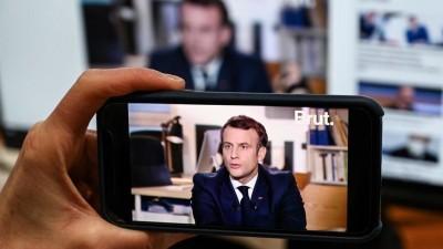 Macron (Γαλλία): Δεν είμαστε ούτε Ουγγαρία ούτε Τουρκία, υπερασπιζόμαστε τους φιλελεύθερους θεσμούς