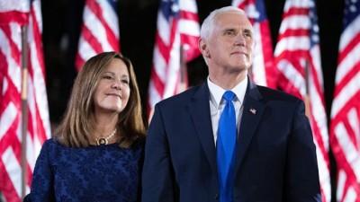 Αρνητικός στον κορωνοϊό ο αντιπρόεδρος των ΗΠΑ, Μ. Pence