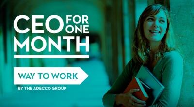 Adecco: Πώς θα γίνετε... διευθυντής για έναν μήνα