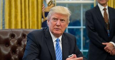 Trump: Πόσο «έξυπνο» το ότι δεν έχουμε αναμειχθεί στην τουρκική εισβολή στη ΒΑ Συρία