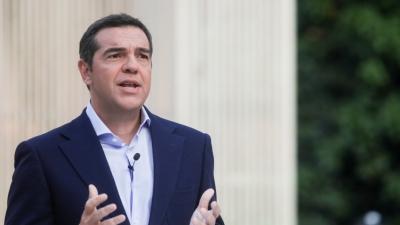 Τσίπρας για κύμα καύσωνα: Ίσως χρειαστεί να κηρυχθεί αργία τη Δευτέρα (2/8) - Επικοινωνία με Αστεροσκοπείο Αθηνών