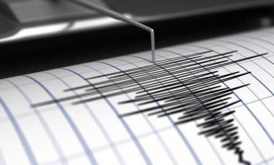 Σεισμός 3,5 Ρίχτερ τα ξημερώματα στο Ηράκλειο Κρήτης