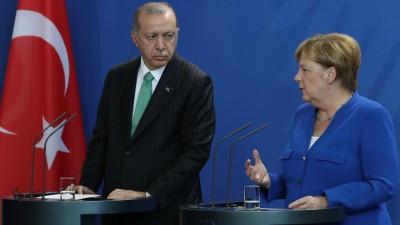 Μηνύματα σε Erdogan πριν τη Σύνοδο (10-11/12) και τις... συμβολικές κυρώσεις - Μerkel: Δεν έχει γίνει πρόοδος στις σχέσεις με Τουρκία - Akar: Η Ελλάδα κάνει λάθος