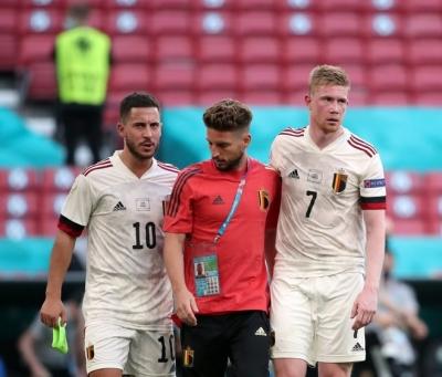 EURO 2020: Με ερωτηματικό Ντε Μπρόινε και Αζάρ κόντρα στην Ιταλία!