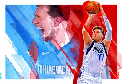 ΝΒΑ 2Κ22: Στο νέο εξώφυλλο ο Luka Doncic!