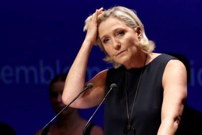 «Πόλεμο» ενάντια στον ισλαμικό φονταμενταλισμό ζητά η Le Pen