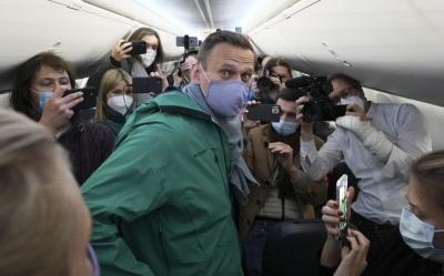 Φρούριο η Μόσχα για τον Alexei Navalny – Συνελήφθησαν υποστηρικτές του