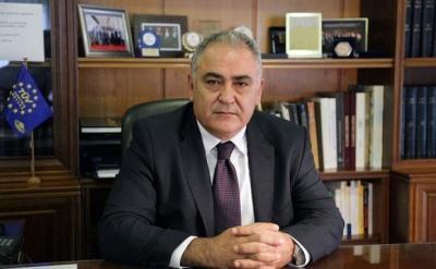 Ο πρόεδρος του Ε.Ε.Α. στο 4ο Οικονομικό Φόρουμ των Δελφών