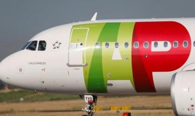 Πορτογαλία: Θα χρειαστούν 500 εκατ. ευρώ επιπλέον για τη διάσωση της αεροπορικής εταιρείας, ΤΑΡ