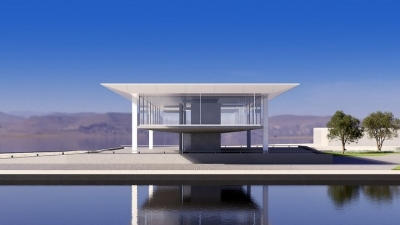 «Πράσινο φως» για το πρώτο κτίριο στο Ελληνικό - Hellinikon Sales Center