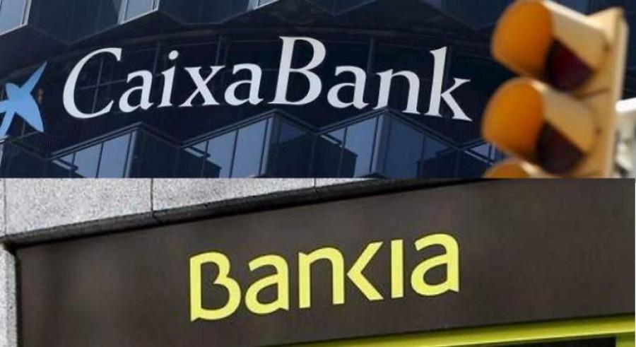 Ισπανία: Έγκριση του σχεδίου για τη συγχώνευση της Bankia με την Caixabank