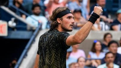 US Open: Επιβλητικός Τσιτσιπάς, 3-1 τον Μαναρινό και πρόκριση στον τρίτο γύρο! (video)