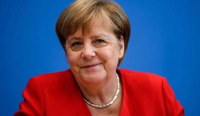 Επιμένει η Merkel στους ισοσκελισμένους προϋπολογισμούς, παρά την  απειλή της ύφεσης