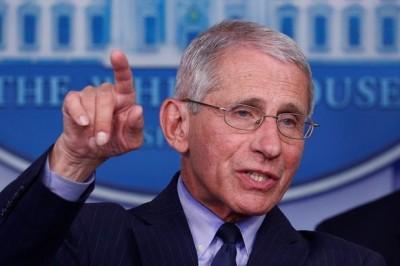 Fauci (Λευκός Οίκος): Οι ΗΠΑ είναι στο έλεος του κορωνοϊού, έπρεπε να είχαμε κάνει περισσότερα