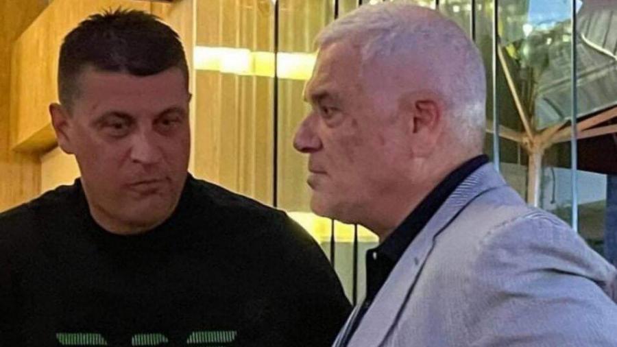 AEK: Παρουσία Μελισσανίδη το χθεσινό δείπνο παικτών-Μιλόγεβιτς