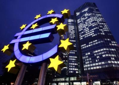 Ευρωζώνη: Επιβράδυνση σε επιχειρηματικά δάνεια και καταθέσεις τον Απρίλιο