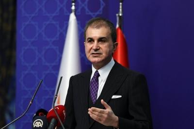 Celik (Τουρκία): «Καταδικάζουμε τoυς τρομοκράτες Ελληνοκυπρίους»