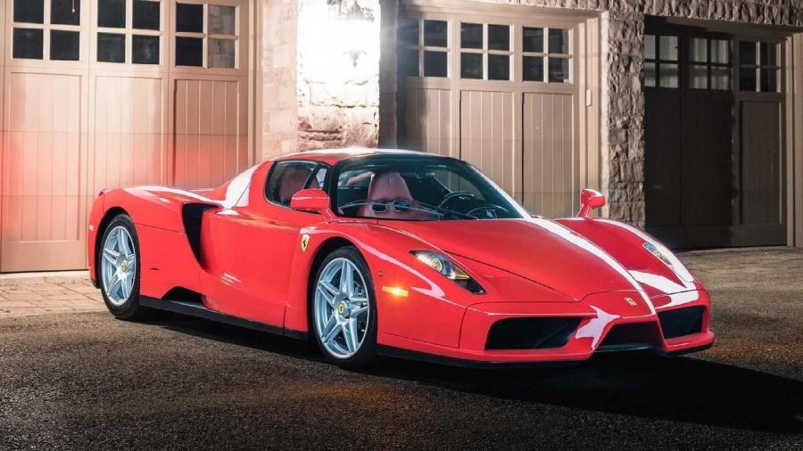 Τι είναι αυτό που κάνει αυτή την Ferrari Enzo ακόμη πιο σπάνια;