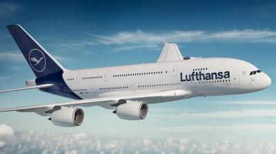 Lufthansa: Κατάρρευση 80% στα έσοδα β΄τριμήνου 2020