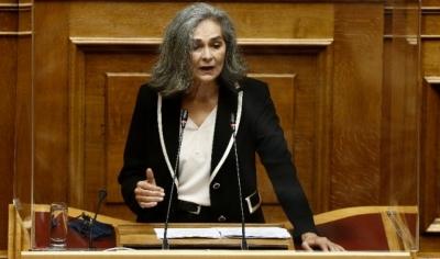 Το ΜέΡΑ 25 καταγγέλλει επίθεση των ΜΑΤ στη Σοφία Σακοράφα