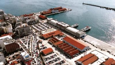 Απεβίωσε ο 59χρονος λιμενεργάτης που τραυματίστηκε σοβαρά στο λιμάνι της Θεσσαλονίκης