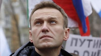 Κρεμλίνο: «Πράκτορας του ΝΑΤΟ ο Navalny, διέπραξε εσχάτη προδοσία»