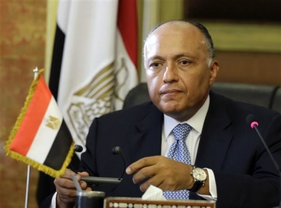 Οι συνομιλίες Αιγύπτου - Τουρκίας έχουν σταματήσει προς το παρόν, δηλώνει ο Αιγύπτιος ΥΠΕΞ S. Shοukry