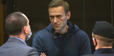 Ρωσία: O Putin θα εξετάσει το ενδεχόμενο απελευθέρωσης του Navalny μόνο εάν υποστεί κυρώσεις