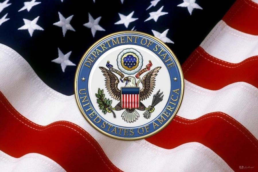 State Department: Οι ΗΠΑ στηρίζουν όλες τις προσπάθειες για τη μείωση των εντάσεων στην Ανατολική Μεσόγειο