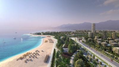 Η παρουσίαση της Lamda Development για το παράκτιο μέτωπο του Ελληνικού και τη Marina Galleria