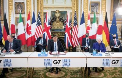 Οι G7 υπέρ της υποχρεωτικής δημοσιοποίησης χρηματοοικονομικών πληροφοριών  σχετικών με το κλίμα