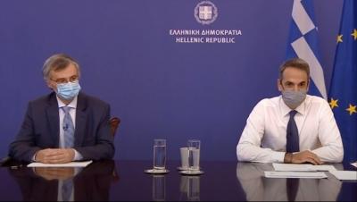 Διέρρευσαν τα πρακτικά της Επιτροπής Λοιμωξιολόγων – Αποκαλύψεις για τις διαφωνίες κυβέρνησης και ειδικών