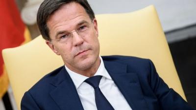 Rutte (Ολλανδία): Εγκληματικά τα επεισόδια με αφορμή τα νέα μέτρα απαγόρευσης κυκλοφορίας