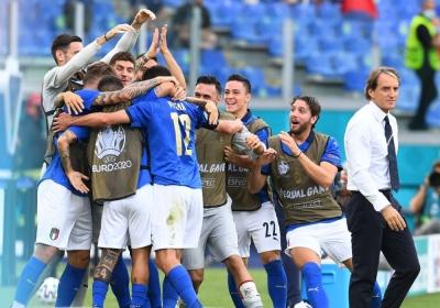 Εθνική Ιταλίας 2021 vs Εθνική Ιταλίας 2000: Πέντε «σημάδια» της... μοίρας