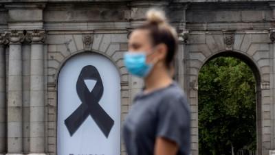 Ισπανία: Περισσότερα από 12.000 νέα κρούσματα κορωνοϊού το τελευταίο 24ωρο, 566.326 το σύνολο