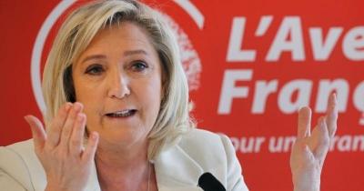 Γαλλία - έρευνα: Το 60% των στρατιωτικών και των αστυνομικών θα ψηφίσει Le Pen το 2022