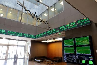 Λίγο μετά το άνοιγμα του ΧΑ – Στήριξη από τις αγορές της Ευρώπης - Μεταβλητότητα ξανά στις τράπεζες