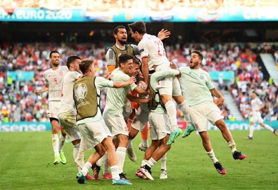 EURO 2020, Κροατία - Ισπανία 3-3 (παρ. 3-5): Στο ματς της διοργάνωσης πέρασαν οι Ισπανοί, αλλά κέρδισε το ποδόσφαιρο! (video)
