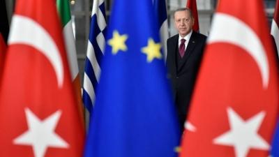 Σύνοδος Κορυφής 25-26/3 - Oδικός χάρτης με θετικά μέτρα για Τουρκία στις 24-25/6 - Merkel: Δύσκολες οι συνομιλίες
