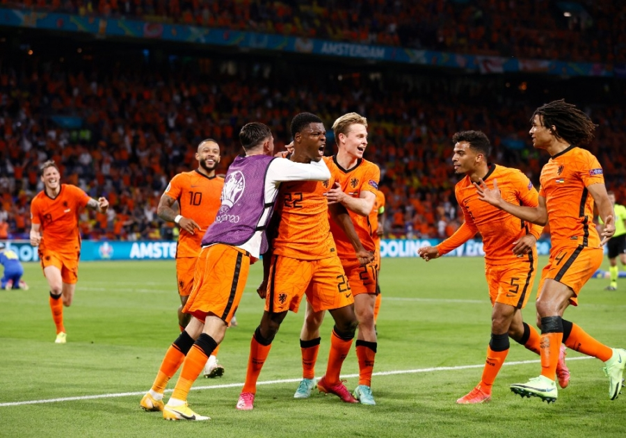 EURO 2020, Ολλανδία - Ουκρανία 3-2: Έκανε τα εύκολα-δύσκολα, αλλά στο τέλος η Ολλανδία αντί για μαύρα τα έβαψε...πορτοκαλί!