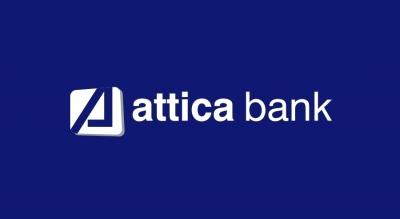 Attica Bank: Ζημίες 19,5 εκατ. ευρώ και αρνητικό PPI στο α' εξάμηνο του 2021
